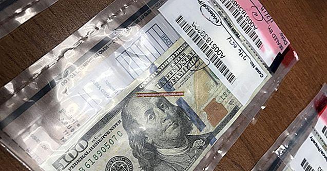 Skaidras naudas pierādījums