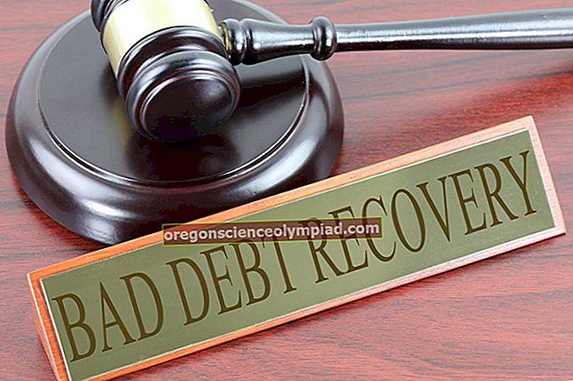 Huonojen velkojen takaisinperintä