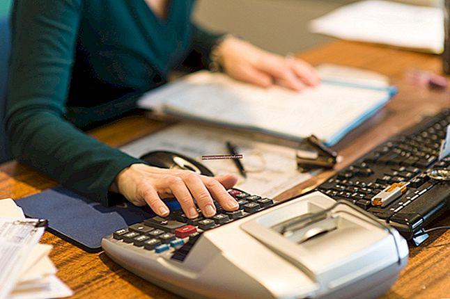 Odpovědnosti účetního oddělení