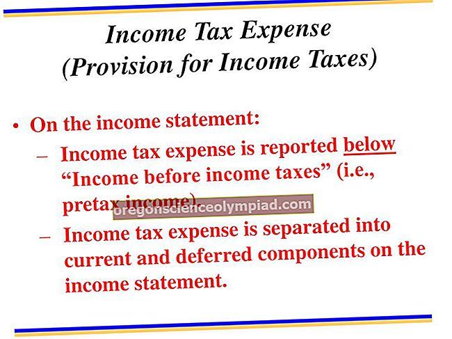 Rezerva na daně z příjmu