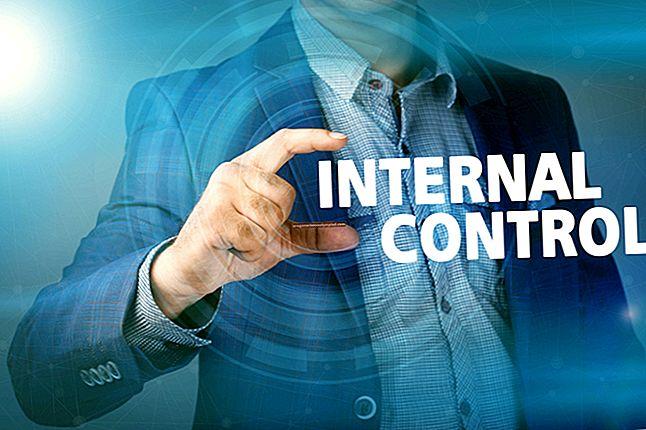 Interní kontrola
