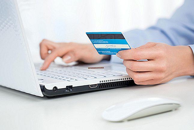 Како снимити плаћање кредитном картицом