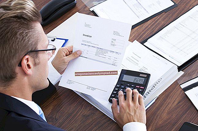 Popis práce účetní