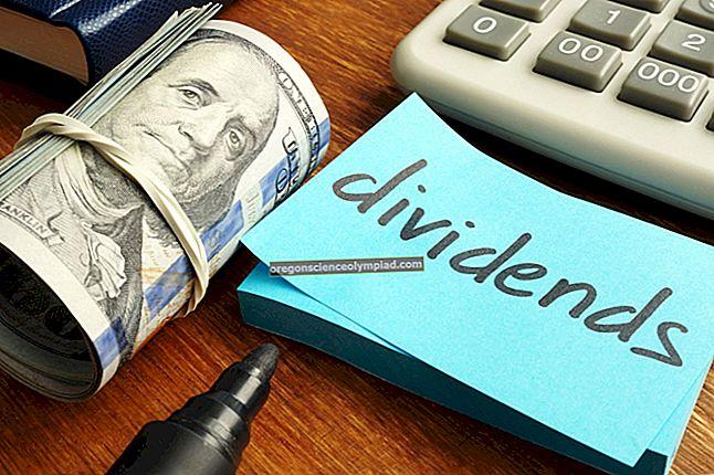 Jak vypočítat vyplacené dividendy