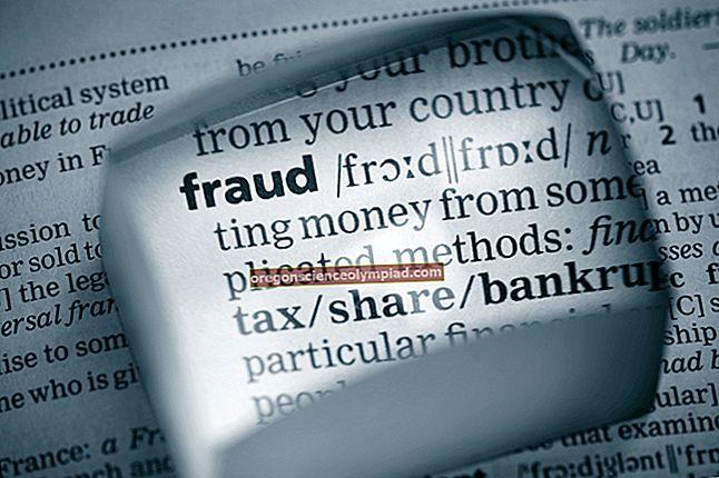 Definice podvodu