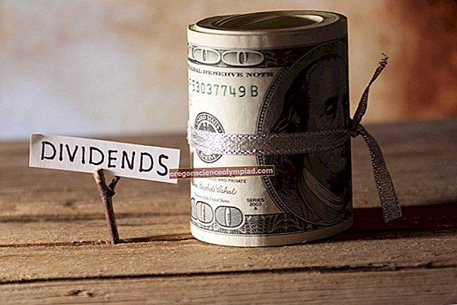 Kuidas arvestada rahalisi dividende