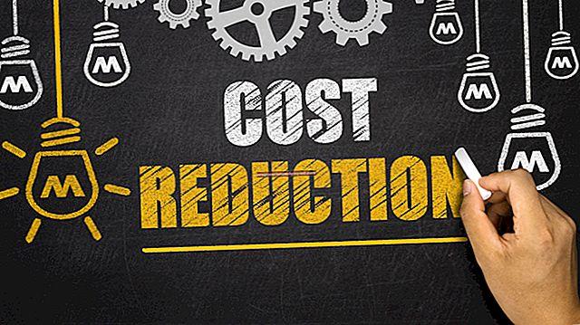 Kulude vähendamise programm