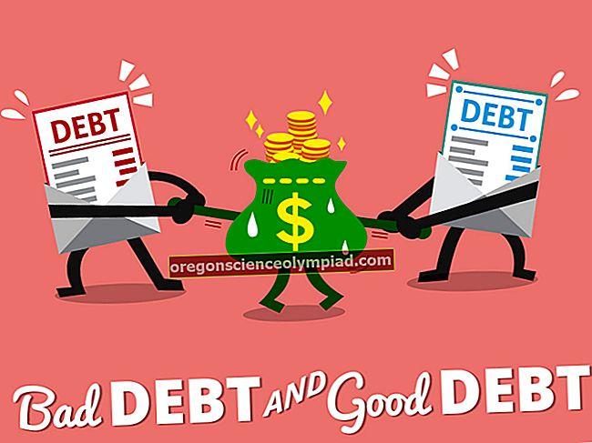 Kad slikto parādu izdevumi var būt negatīvi