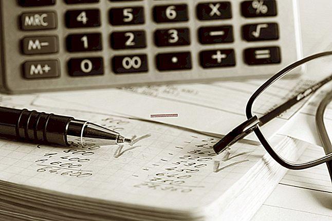 Taloudelliset tiedot