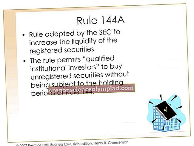 Sääntö 144 osakemyynti