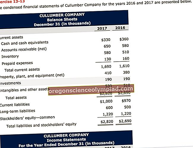 Lühendatud finantsaruanded