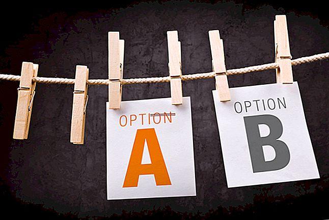 Využití skutečných možností pro rozhodování