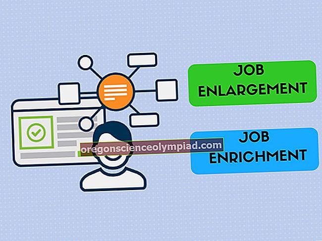 Rozšíření práce