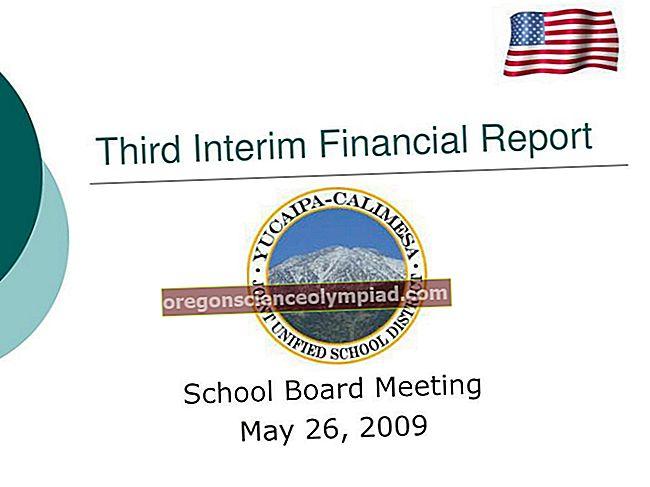 Tarpinė finansinė atskaitomybė