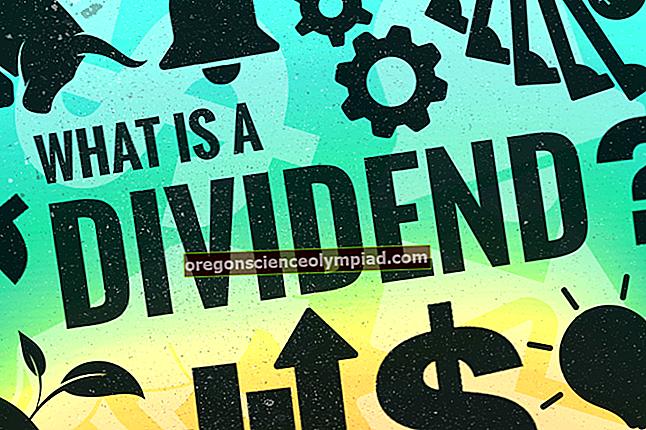 Definice dividendy z akcií